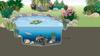 Oase Filtral 1500 All-in-One Filter & UVC + Bonus Fountain Kit