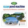 Blagdon Clean Pond Machine 13000