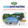 Blagdon Clean Pond Machine 16000  set up