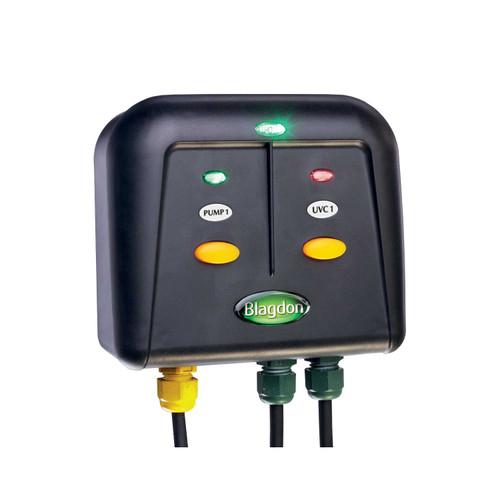 Blagdon power safe 2 switch box