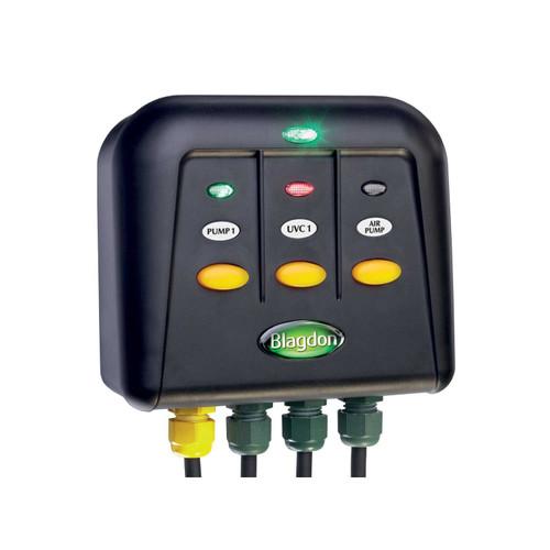 Blagdon power safe 3 switch box