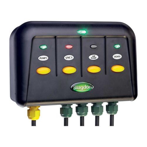 Blagdon power safe 4 switch box