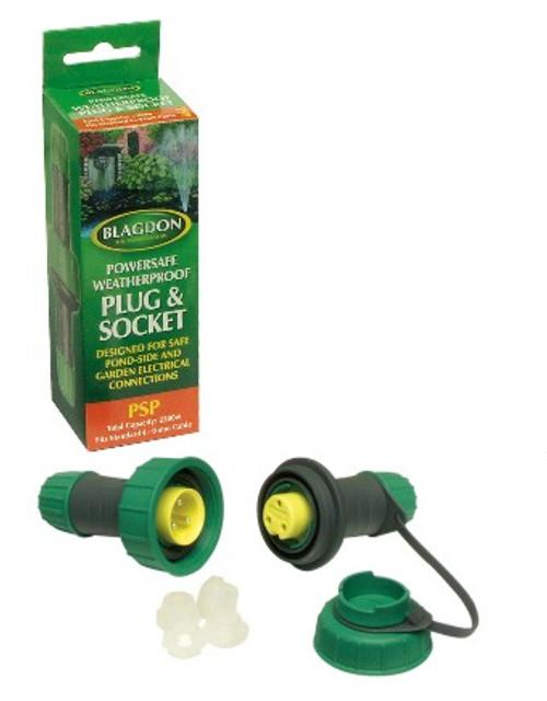 Blagdon Powersafe Outdoor Plug & Socket Connector