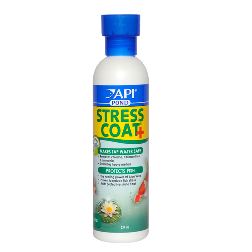 Stress Coat Water Treatment