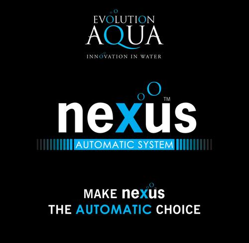 Evolution Aqua Nexus Automatic System Gravity Fed