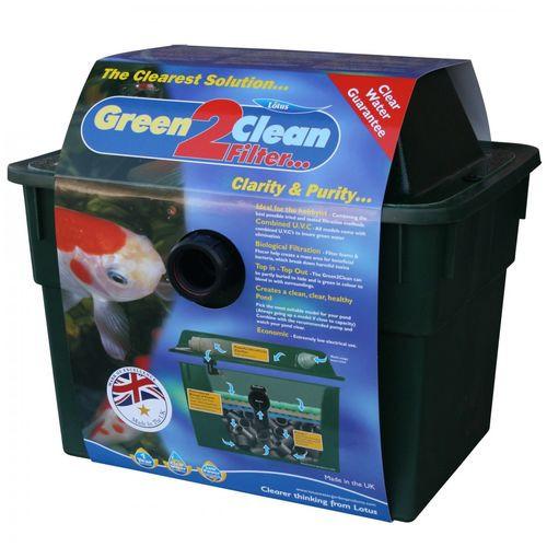 Lotus Green2Clean 12000 Filter Maintenance Kit