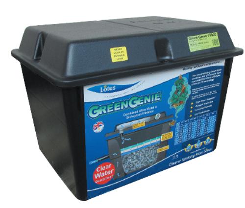 Lotus Green Genie 48000 Filter & UV