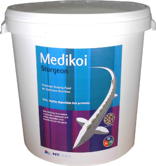 10kg NT Labs Medikoi Sturgeon 8mm Jumbo