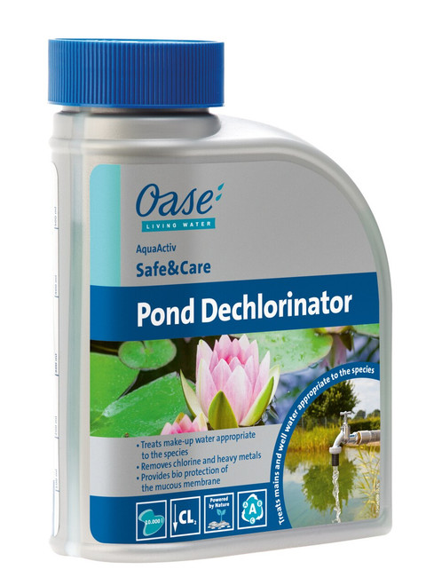 Oase Safe&Care Pond Dechlorinator