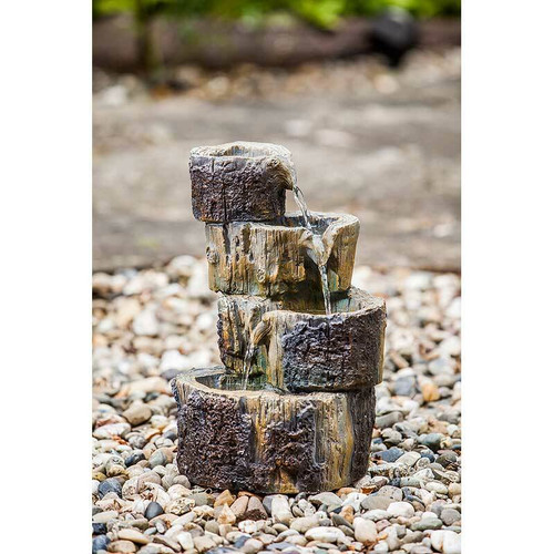 heissner tree stump cascade