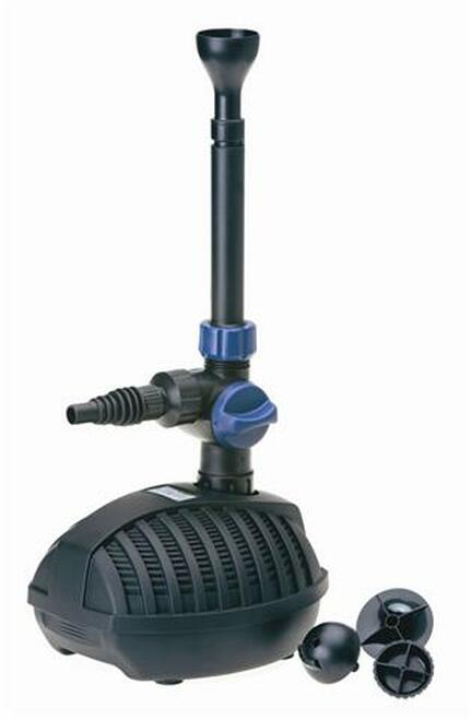 Oase Aquarius Fountain Set 750 Pond Pump