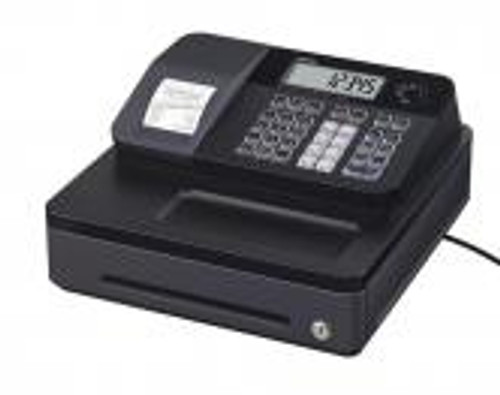 CASIO SE-G1S Cash Register - SE-G1S ECR Black