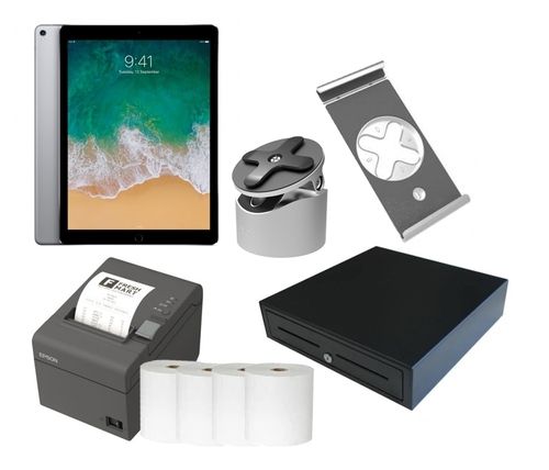 APPLE IPAD 12.9 INCH POS BUNDLE