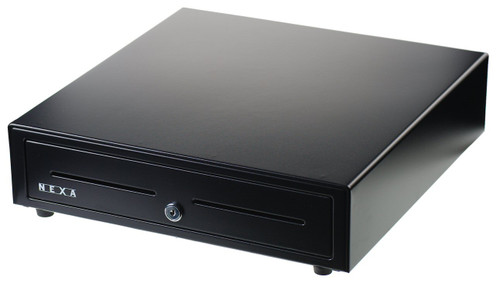 Nexa CB910 Cash Drawer with RJ11 Connector.