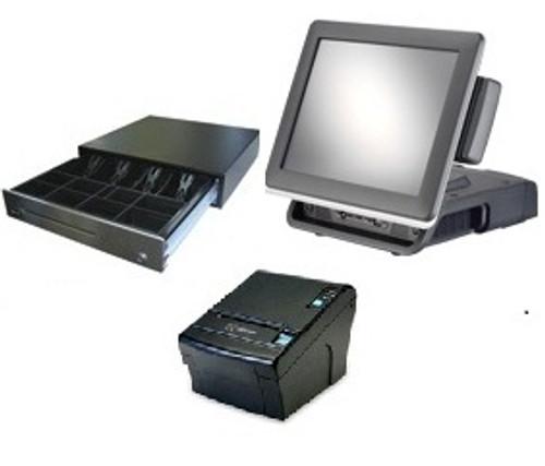 Mega POS Terminal+Printer+Cash Drawer
