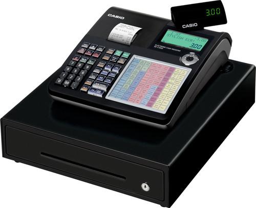 Casio SE-S300 Cash Register - SE-S300 ECR