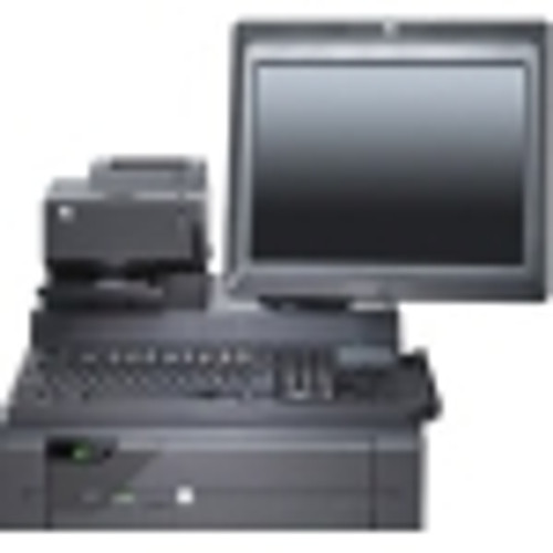 NCR Realpos 25 Celeron G540, 4GB DDR3 RAM