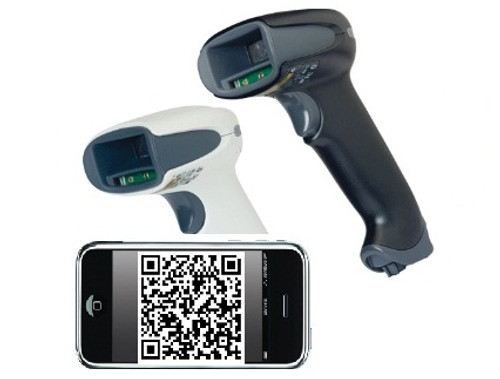 Honeywell Xenon IT-1900GhD Black /w USB Corded Barcode Scanner