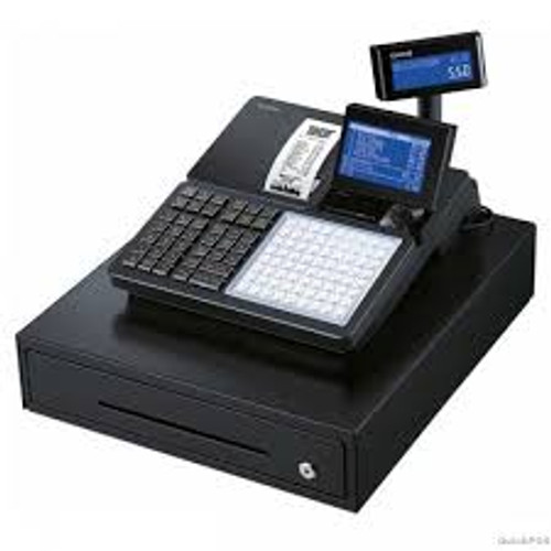 CASIO SRC550 CASH REGISTER WITH BLUETOOTH