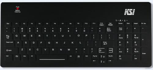 KSI KEYBOARD 1801 SX 104K CLN USB BLK