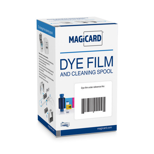 Magicard Colour Ribbon YMCKOK - prints 250 for Magicard Rio Pro, Enduro, Pronto