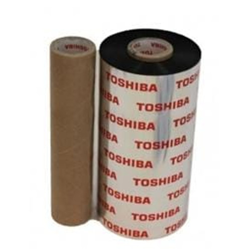 110mmx300m - Wax Resin Premium Ribbon -11.5mm Core Size - Suitable for Toshiba Printers