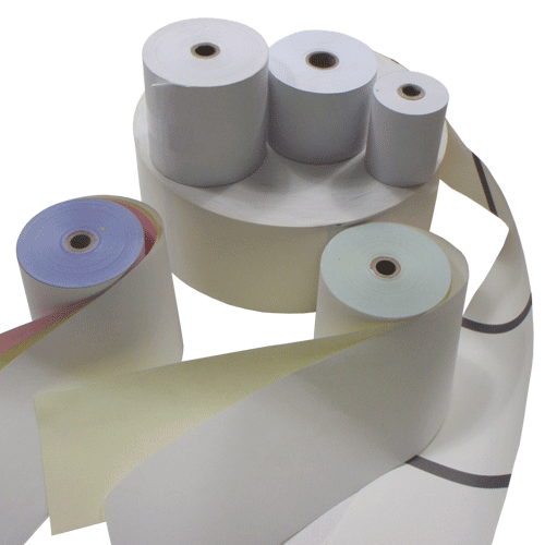 Thermal Paper Roll 80x45x12