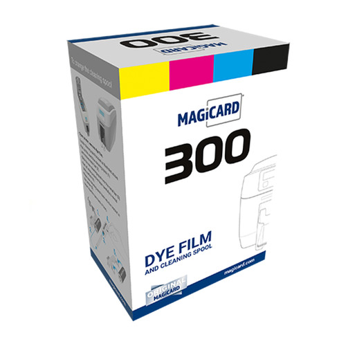 Magicard 300 - Colour Ribbon YMCKOK - Prints 250 - Suits Magicard 300