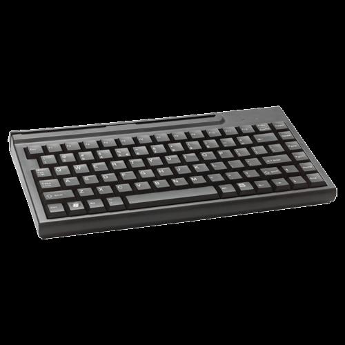 CHERRY MPOS 51410 Compact Keyb MSR USB Black