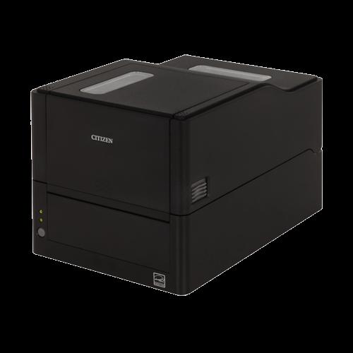 """CITIZEN CL-E331 300dpi 4"""" Thermal Trsf Label Printer Black"""