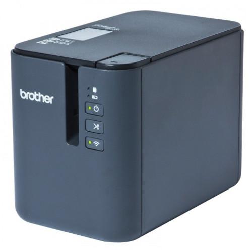 BROTHER PRINTER PT-900W TAPE 3.5-36MM USB WLAN