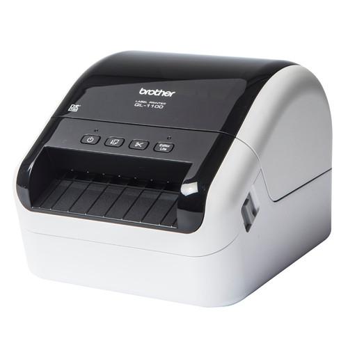 BROTHER QL-1100 DT 300DPI 102MM USB Label Printer