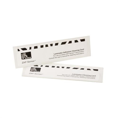 Zebra Cleaning Kit P330/430 25 Short/25 Long Cards