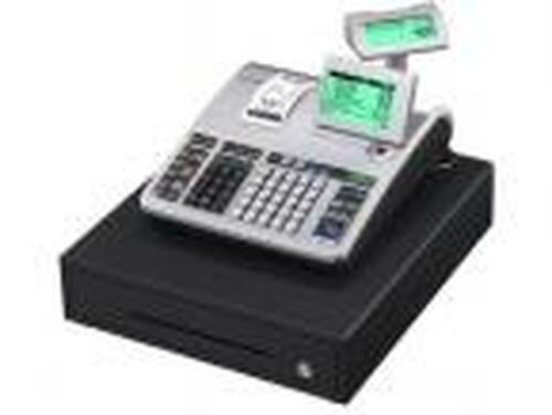CASIO SES400 Cash Registers - SES400 ECR