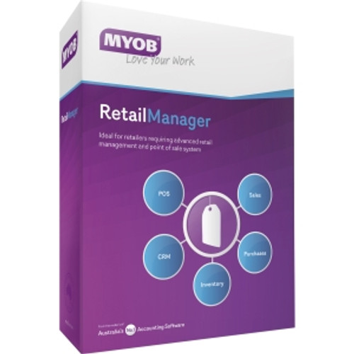 Retail Manager v12