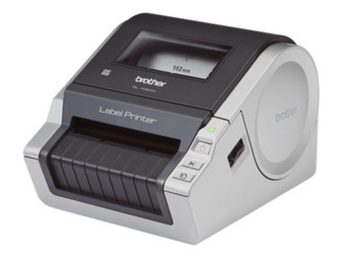 BROTHER D/TOP QL-1060 DT 300DPI 4IN USB RS232 ETH