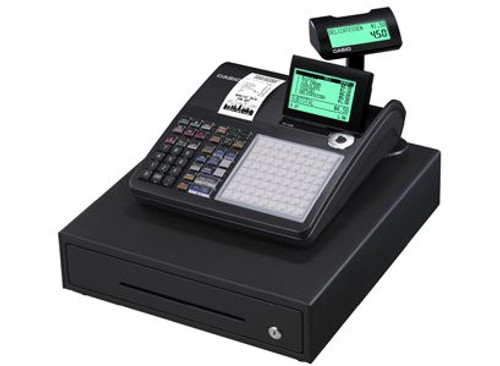 CASIO SEC450 Cash Register - SEC450 ECR