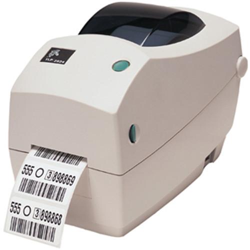 Zebra TLP2824PLUS Thermal Trasfer Label Printer - SER/USB