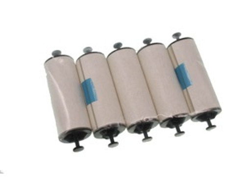 Zebra ZXP7 Cleaning Adhesive Rollers, Set Of 5