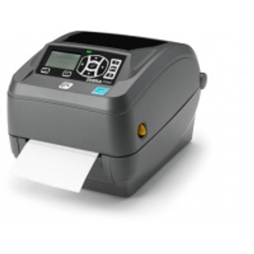 TT PRINTER ZD500 203 DPI AUSTRALIAN CORD USB/SERIAL/CENTRONICS PARALLEL/ETHERNET/802.11ABGN AND BLUETOOTH