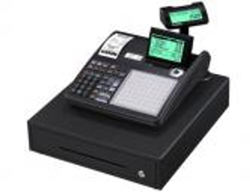 CASIO SEC3500 Cash Register - SEC3500 ECR