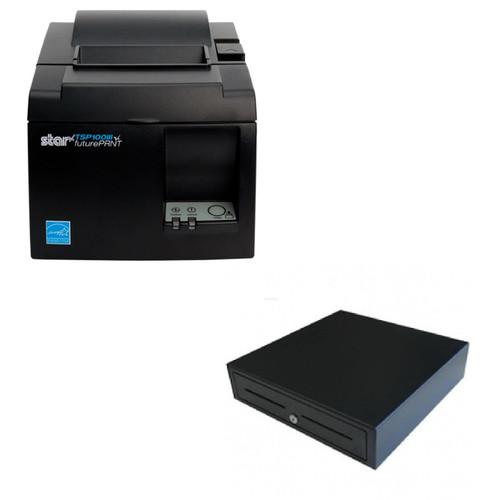 Star TSP143 Ethernet Thermal Receipt Printer