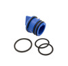 PBW017-  Pool Blaster Replacement o-ring and gasket, with on-off knob