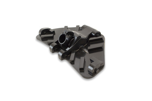 PBA006-13 / P34X006 - Vacuum Head: 12.75 in. - Black