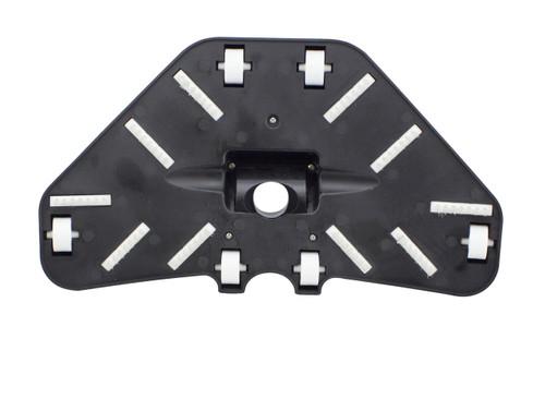 PBA006-13 / P34X006 - Vacuum Head: 12.75 in. - Black