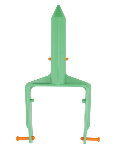 P11A061LD - Pole Adapter Assembly - Green (Use w/ Leaf Demon)