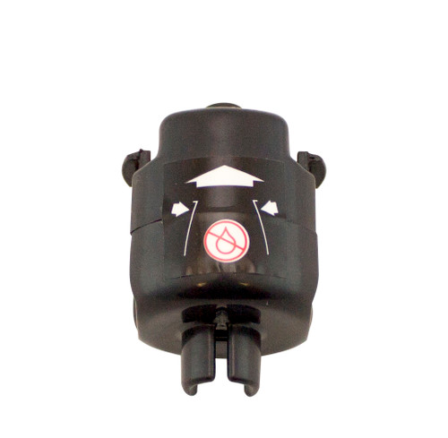 P30X099-DC Plug Adapter for Wall Charger – Black