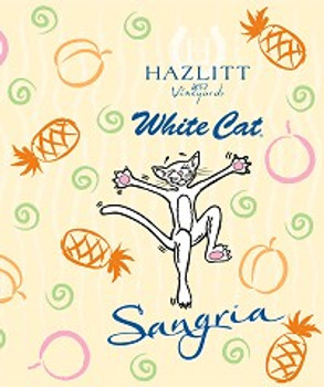 Hazlit White Cat Sangria 750ML