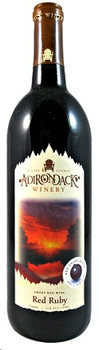 Adirondack Winery Red Ruby 750ML