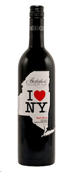 Brotherhood I Love Ny Red 750ML